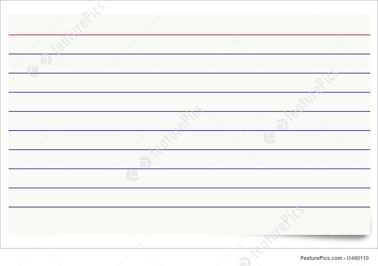 Indexcard - Major.magdalene-Project regarding Blank Index Card Template