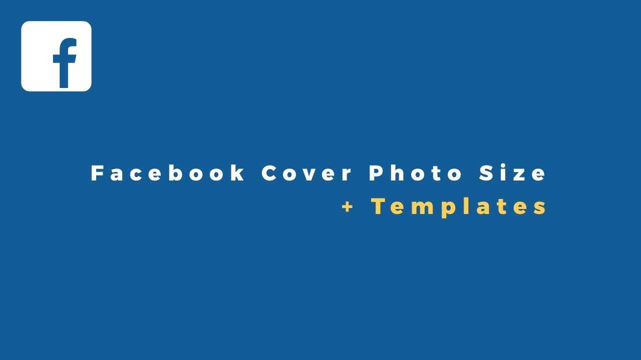 Ingenious! Facebook Cover Photo Mobile/desktop Template 2019 Intended For Facebook Banner Size Template