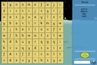 Interactive Word Search – Make Your Own Template – Literacy throughout Word Sleuth Template