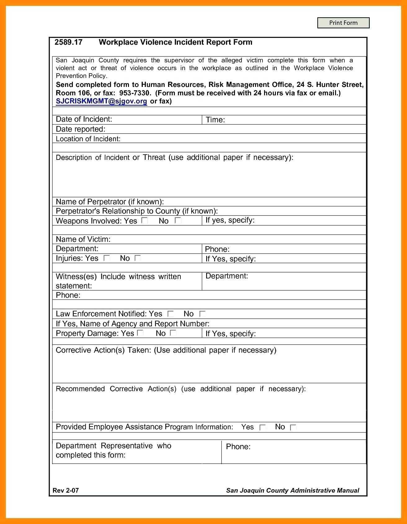 Investigation Report Template – Miadesigner regarding Hr Investigation Report Template