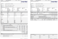 Job Cards – Magdalene-Project in Service Job Card Template