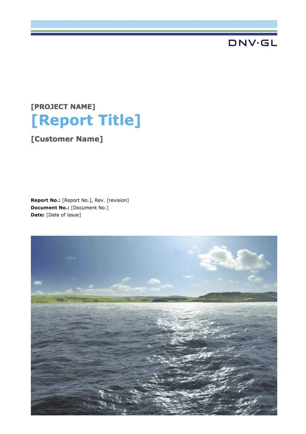 Latex Typesetting - Showcase Inside Project Report Template Latex