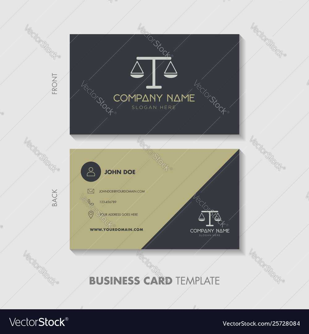 Lawyer Business Cards Templates Legal Card Template Attorney throughout Legal Business Cards Templates Free