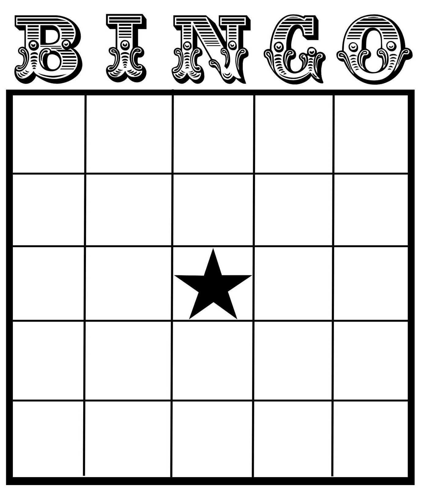 Let's Play Some Roller Derby Bingo! Via /r/rollerderby Throughout Blank Bingo Template Pdf