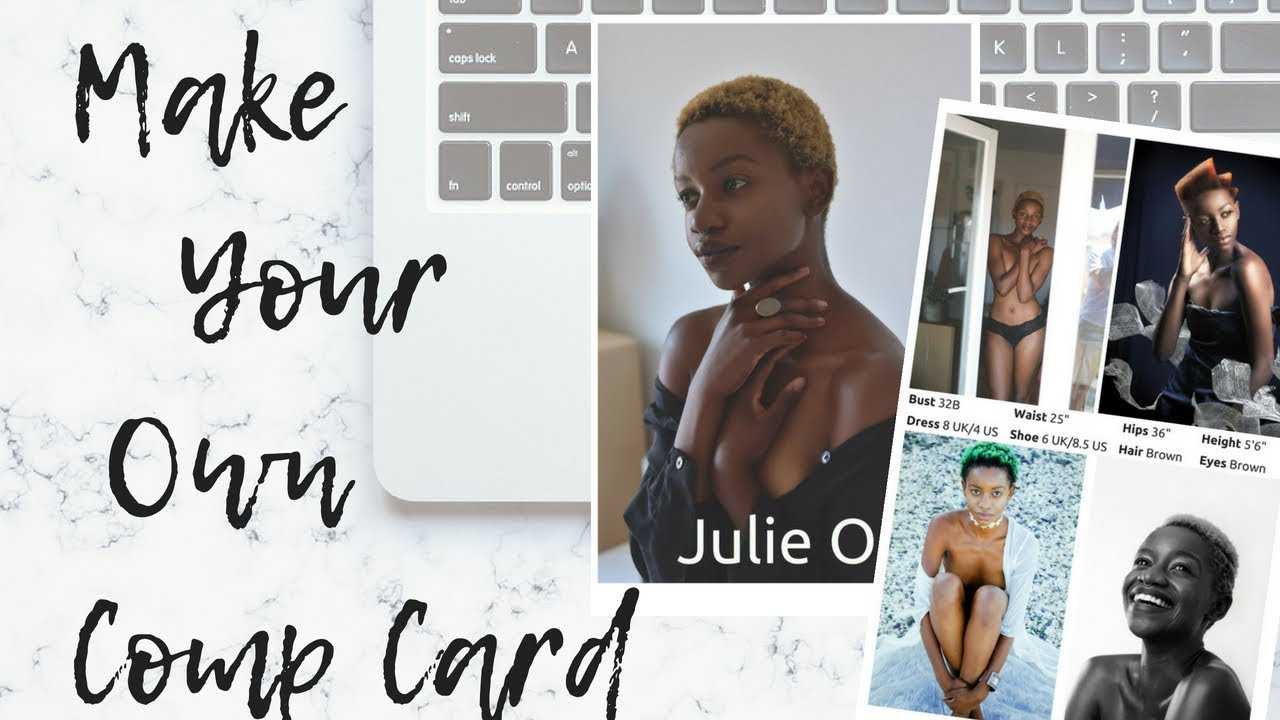 Make Your Own Model Comp Card ◊ Frameambition with regard to Free Zed Card Template