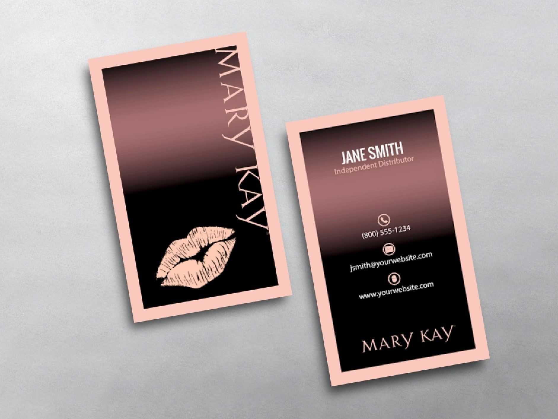Mary Kay Business Cards In 2019 | Mary Kay, Mary Kay inside Mary Kay Business Cards Templates Free