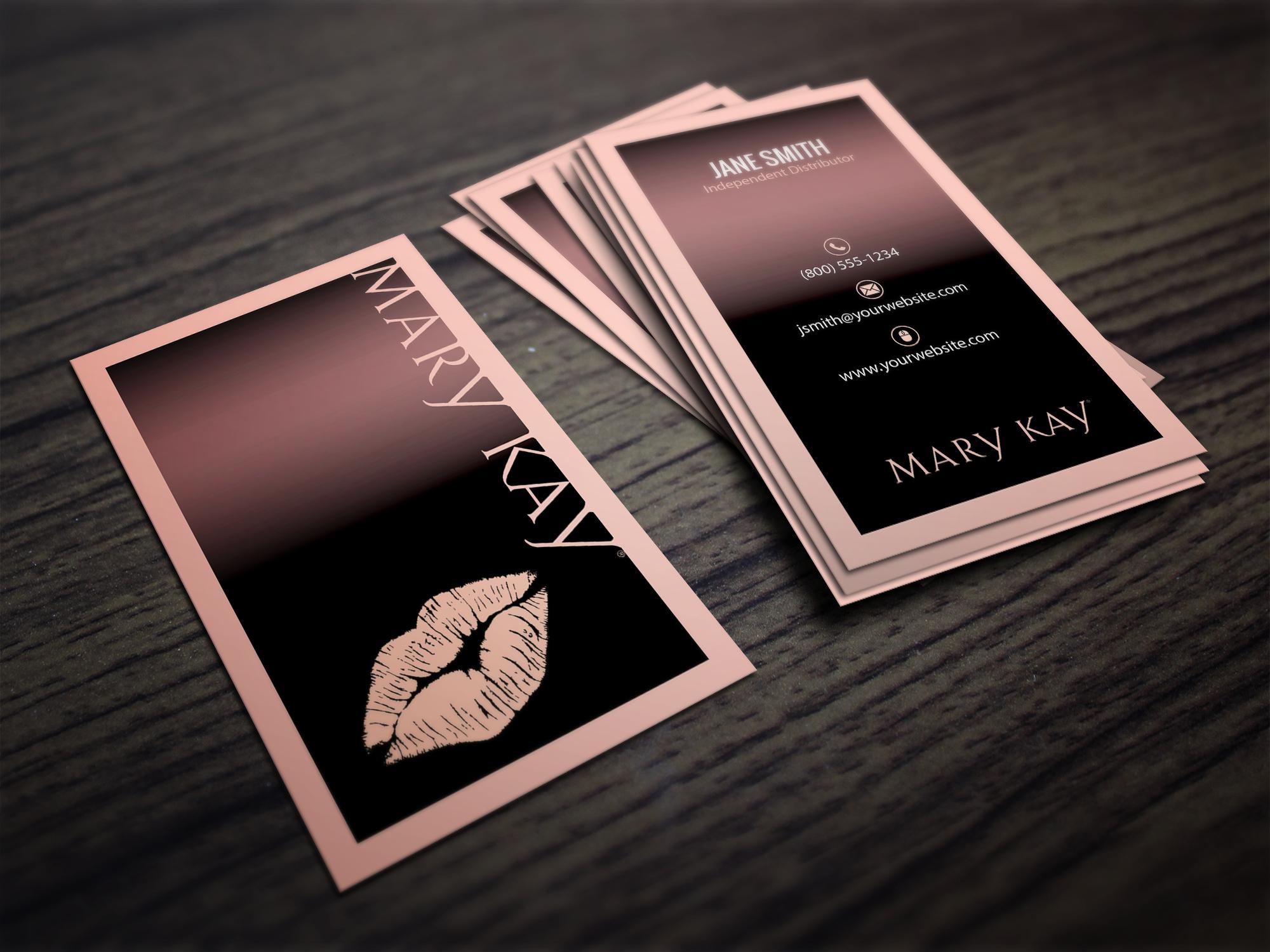Mary Kay Business Cards | Mary Kay | Mary Kay Party, Mary within Mary Kay Business Cards Templates Free
