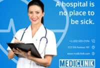 Medical Care Clinic Banner Template pertaining to Medical Banner Template