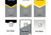 New Brand Templates | Cal State La with College Banner Template