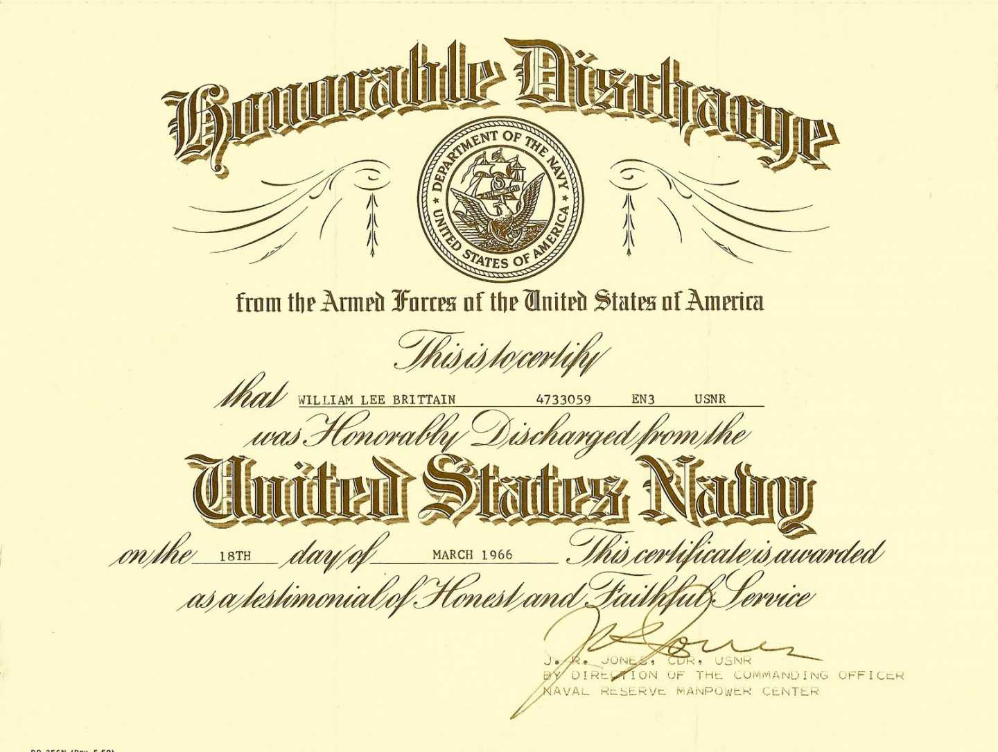 Officer Promotion Certificate Template - Atlantaauctionco In Officer Promotion Certificate Template