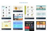 Online Brochure Maker: Design A Brochure For Free for Online Brochure Template Free