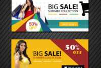 Online Shopping Banners Templates | Banner Template, Banner pertaining to Free Online Banner Templates