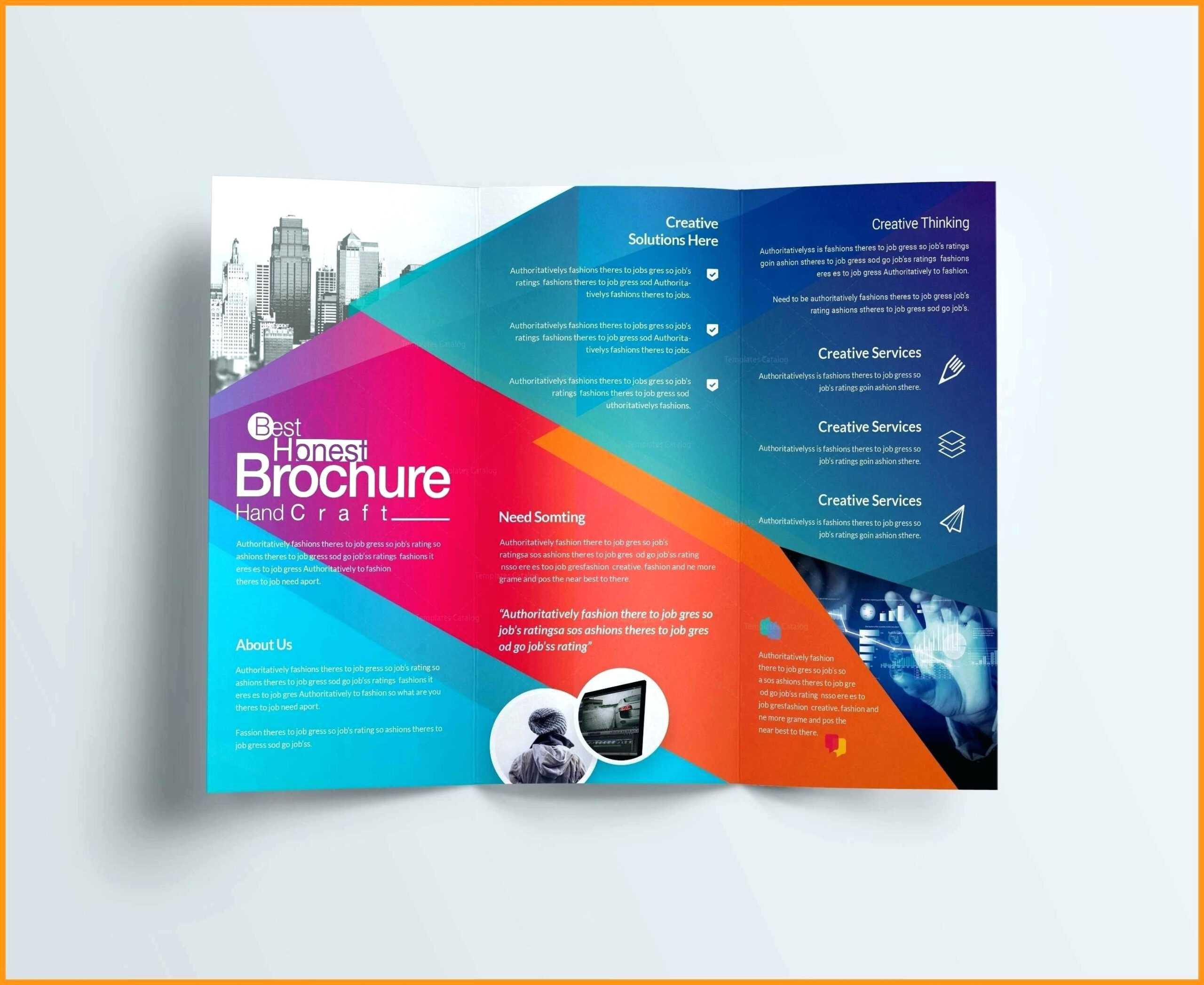 Open Office Template Flyer – Diadeveloper With Open Office Brochure Template