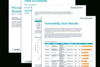 Pci Internal Vulnerability Scanning Report – Sc Report regarding Nessus Report Templates