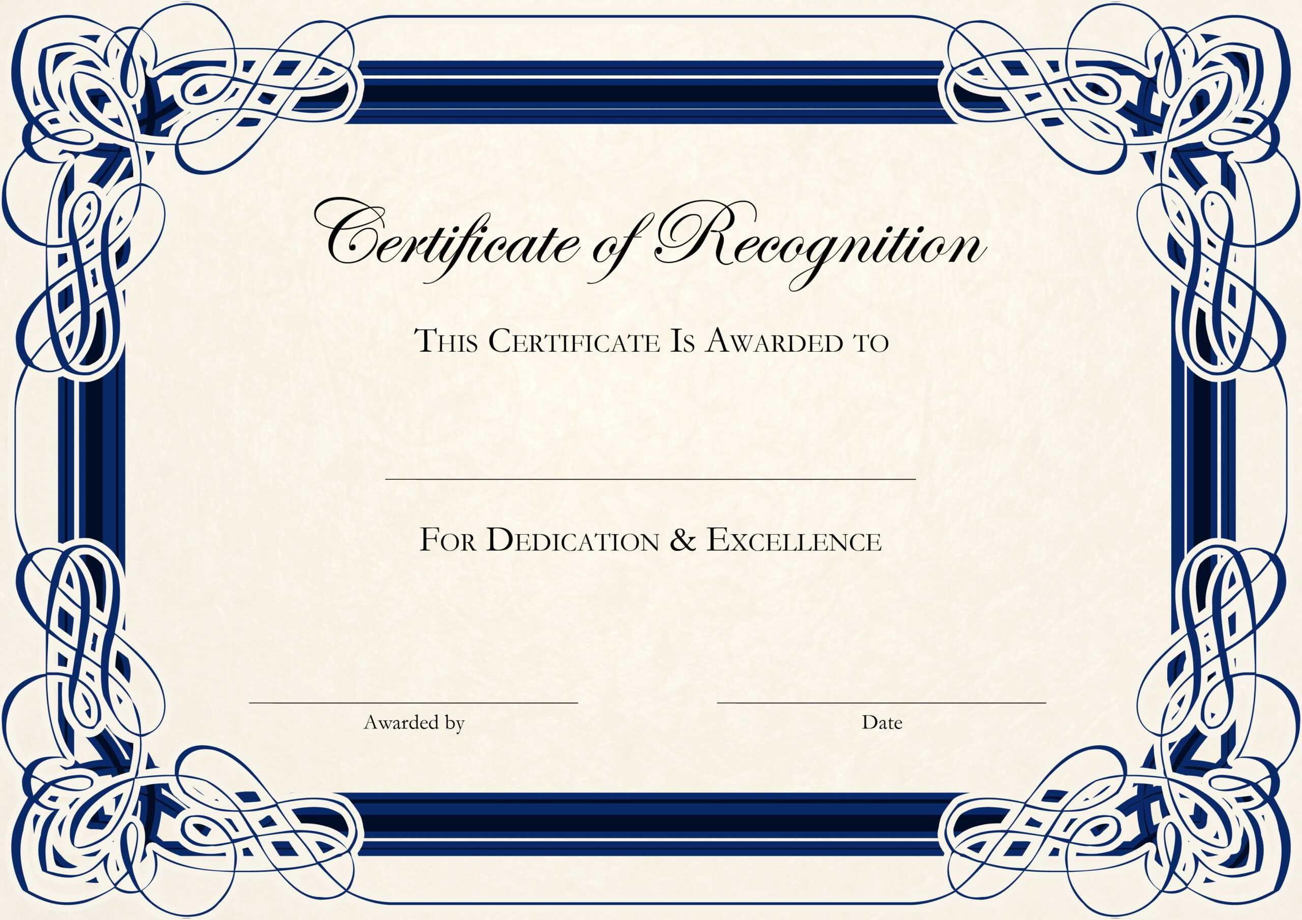 Pdf-Award-Authority-Certificate-Template intended for Certificate Authority Templates