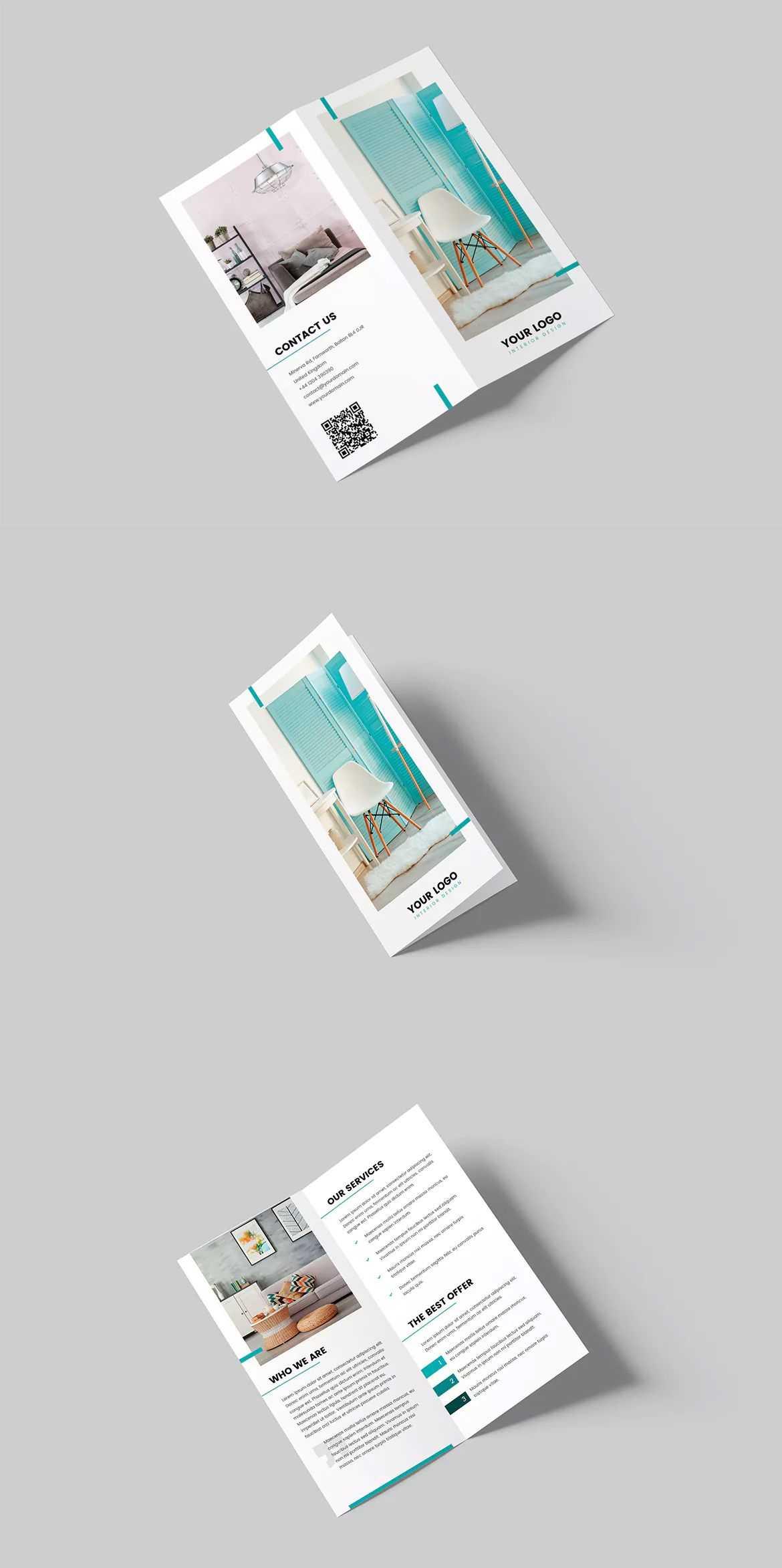 Pin On Brochure Design Templates with regard to Hotel Brochure Design Templates