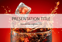 Pin On Coca Cola for Coca Cola Powerpoint Template