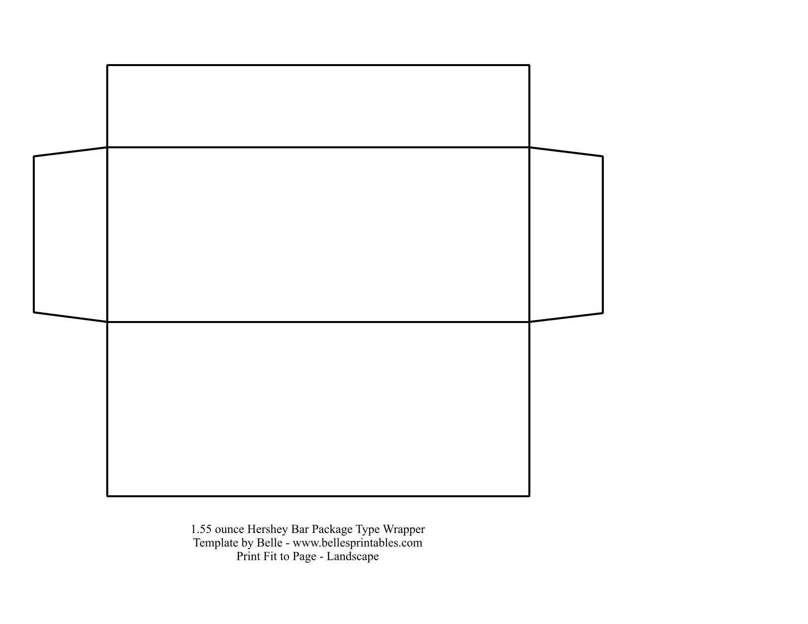 Pin On Crafts in Blank Candy Bar Wrapper Template For Word