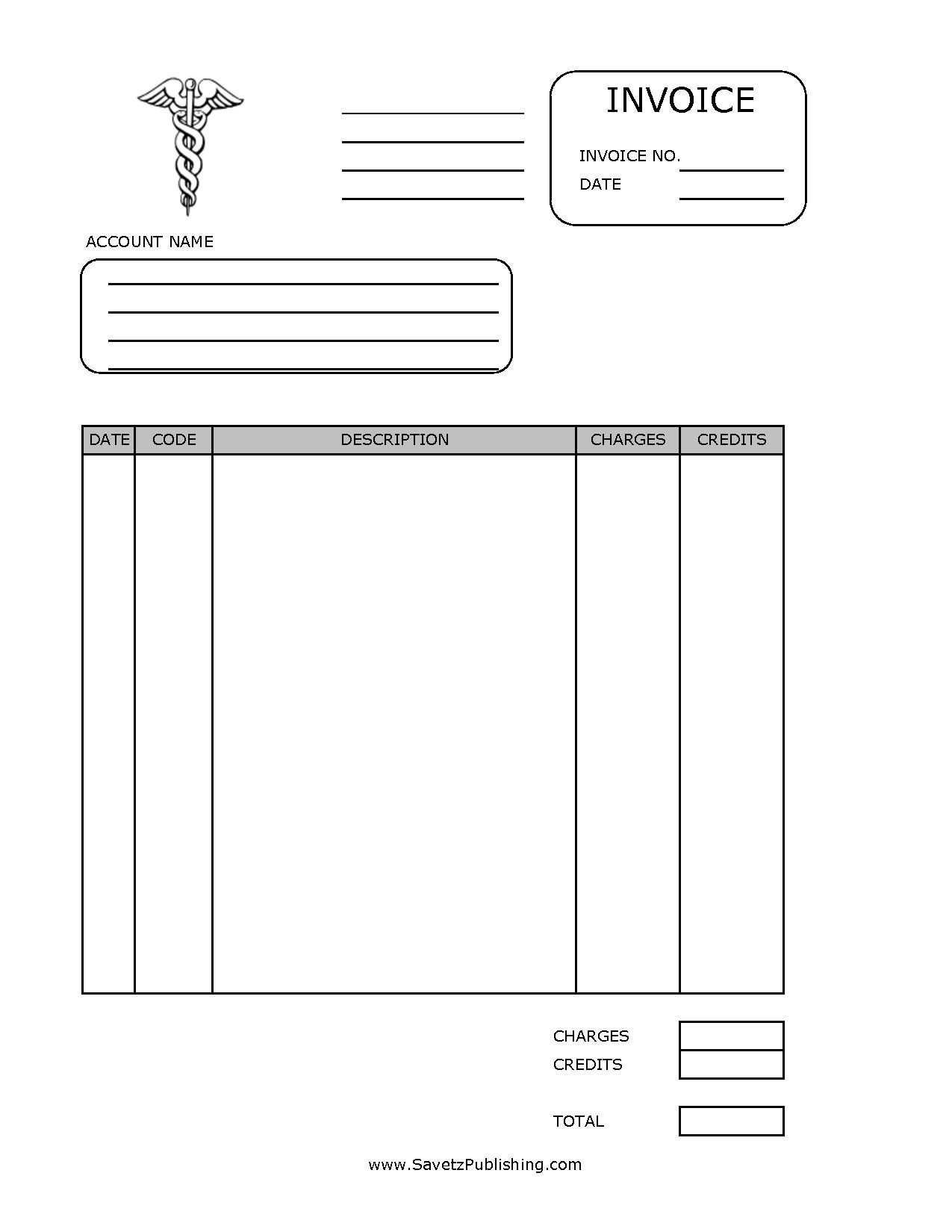 Pin On Invoice pertaining to Invoice Template Word 2010