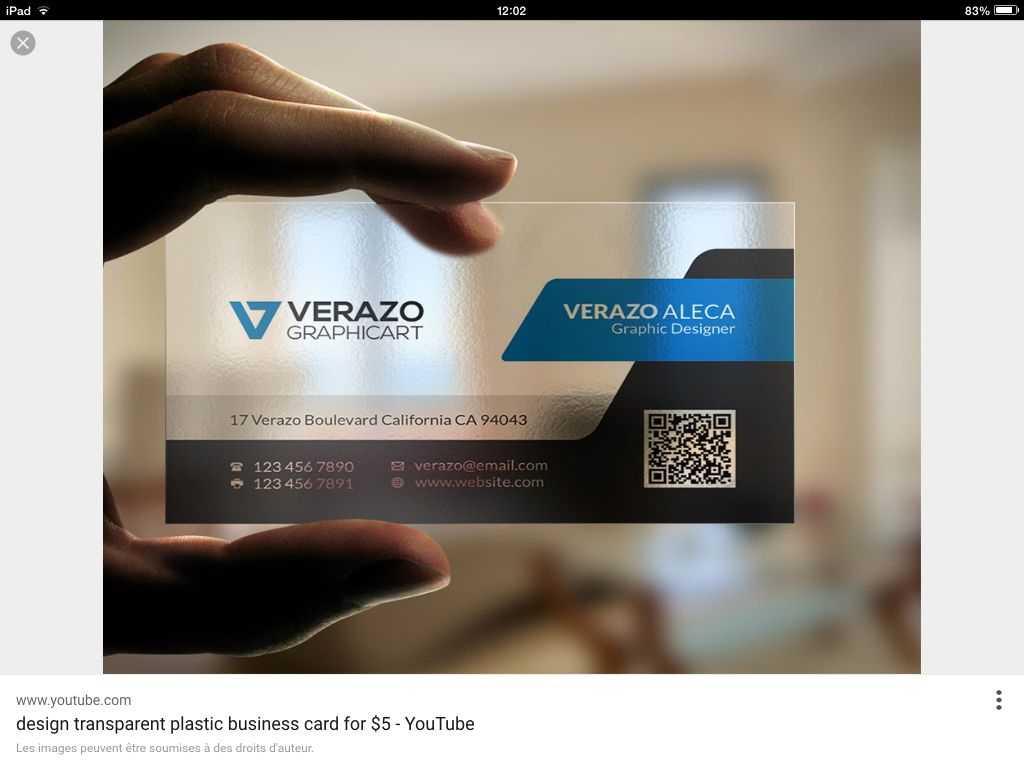 Pinbella On Original Cv Templates   Transparent Business Throughout Transparent Business Cards Template