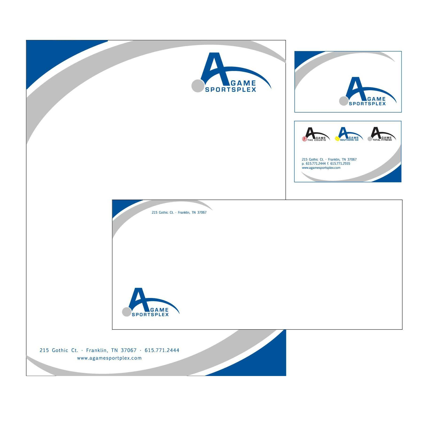 Pindaniel Carter On Letterhead, Envelope And Business pertaining to Business Card Letterhead Envelope Template