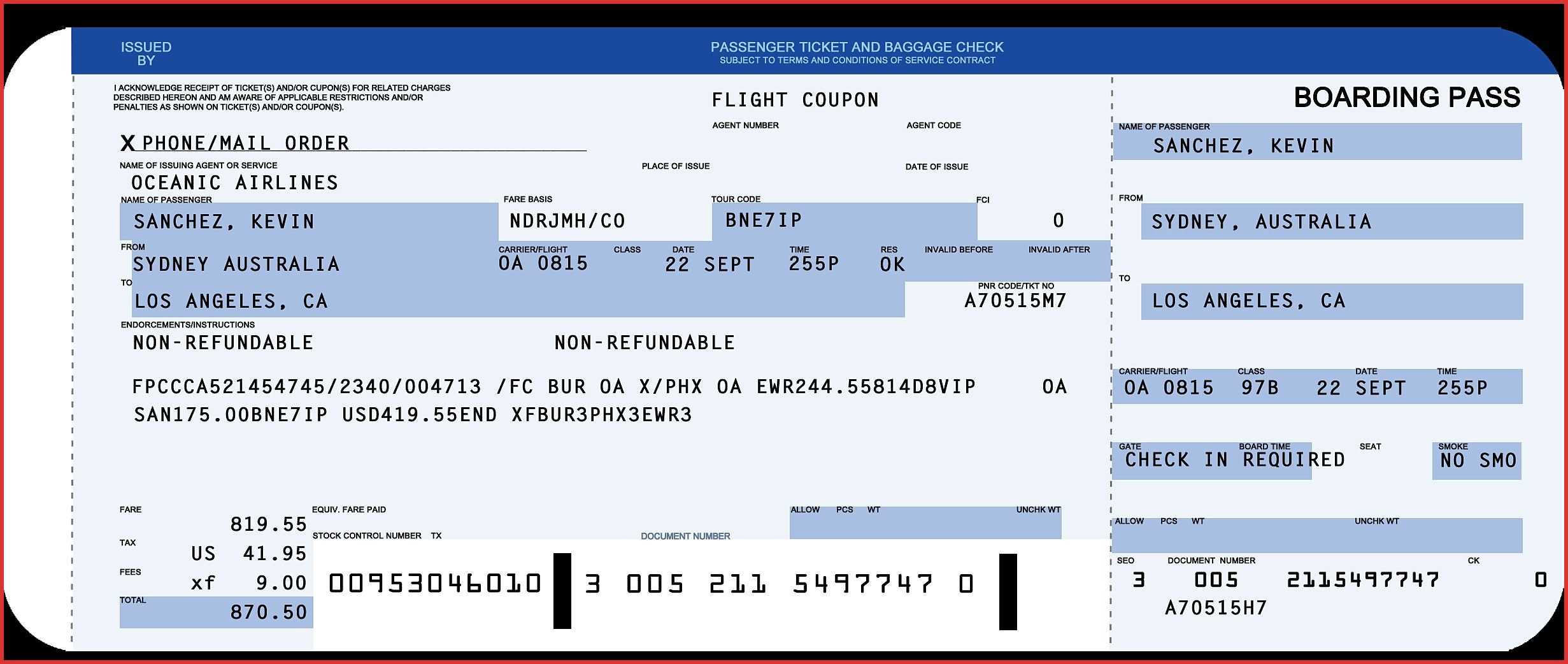 Plane Ticket Template Word Copy Awesome  | Ticket Within Plane Ticket Template Word