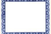 Png Certificates Award Transparent Certificates Award within Award Certificate Border Template