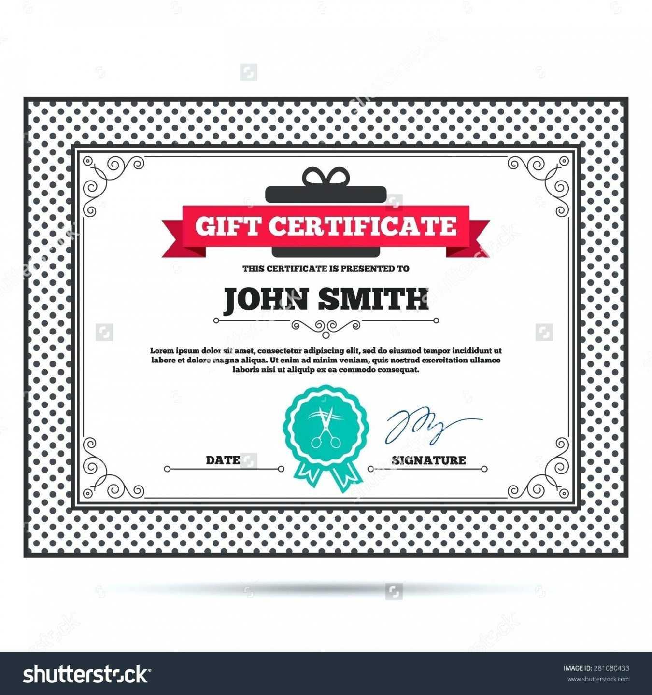 Printable 025 Google Docs Gift Certificate Template Special Inside Automotive Gift Certificate Template