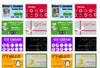 Printable (And Customizable) Play Credit Cards – The Crazy for Credit Card Template For Kids