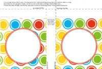 Printable Banners Templates Free | Banner-Squares-Big-Dots regarding Sesame Street Banner Template