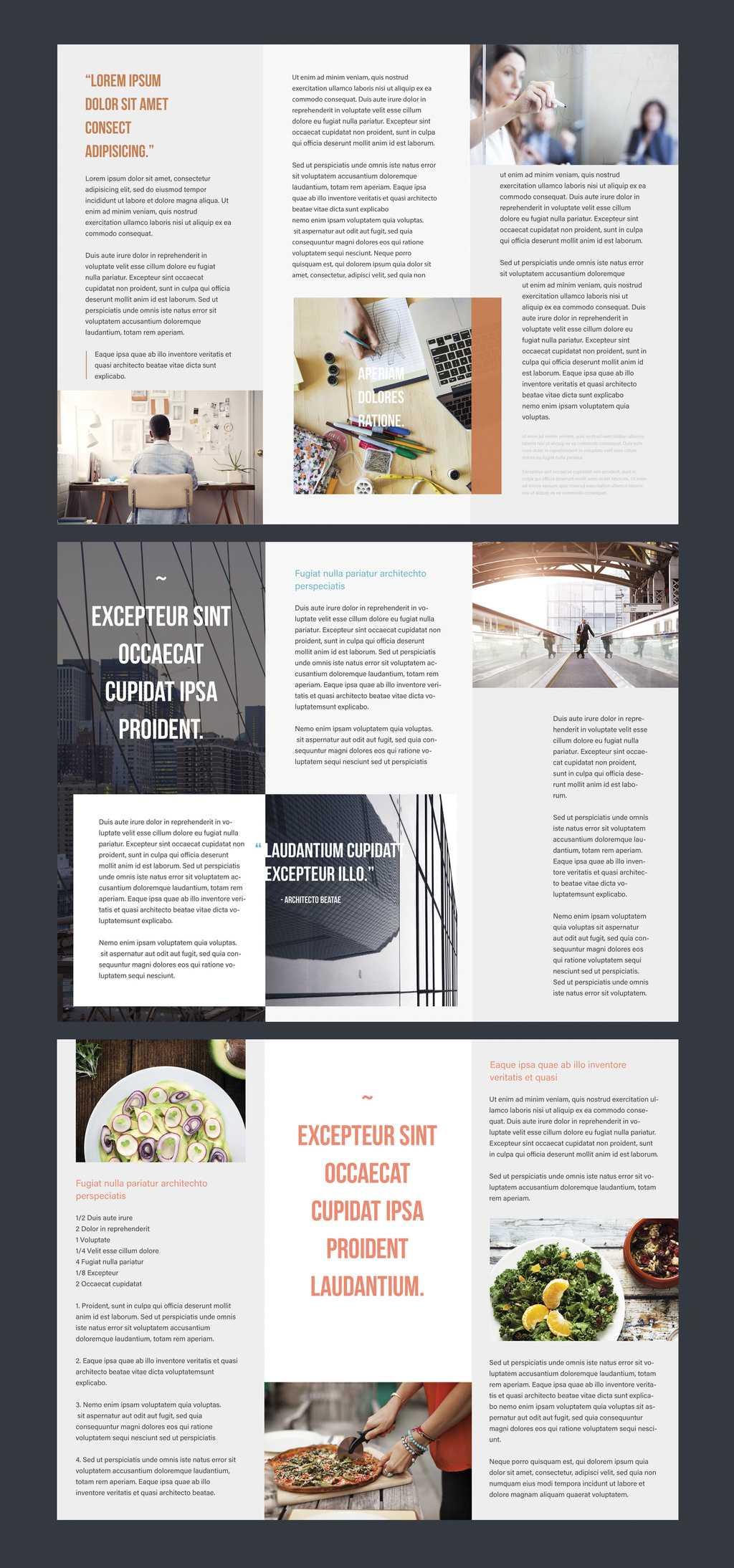 Professional Brochure Templates | Adobe Blog Throughout Adobe Tri Fold Brochure Template