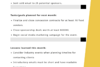 Progress Report: How To Write, Structure And Make It in Project Status Report Email Template