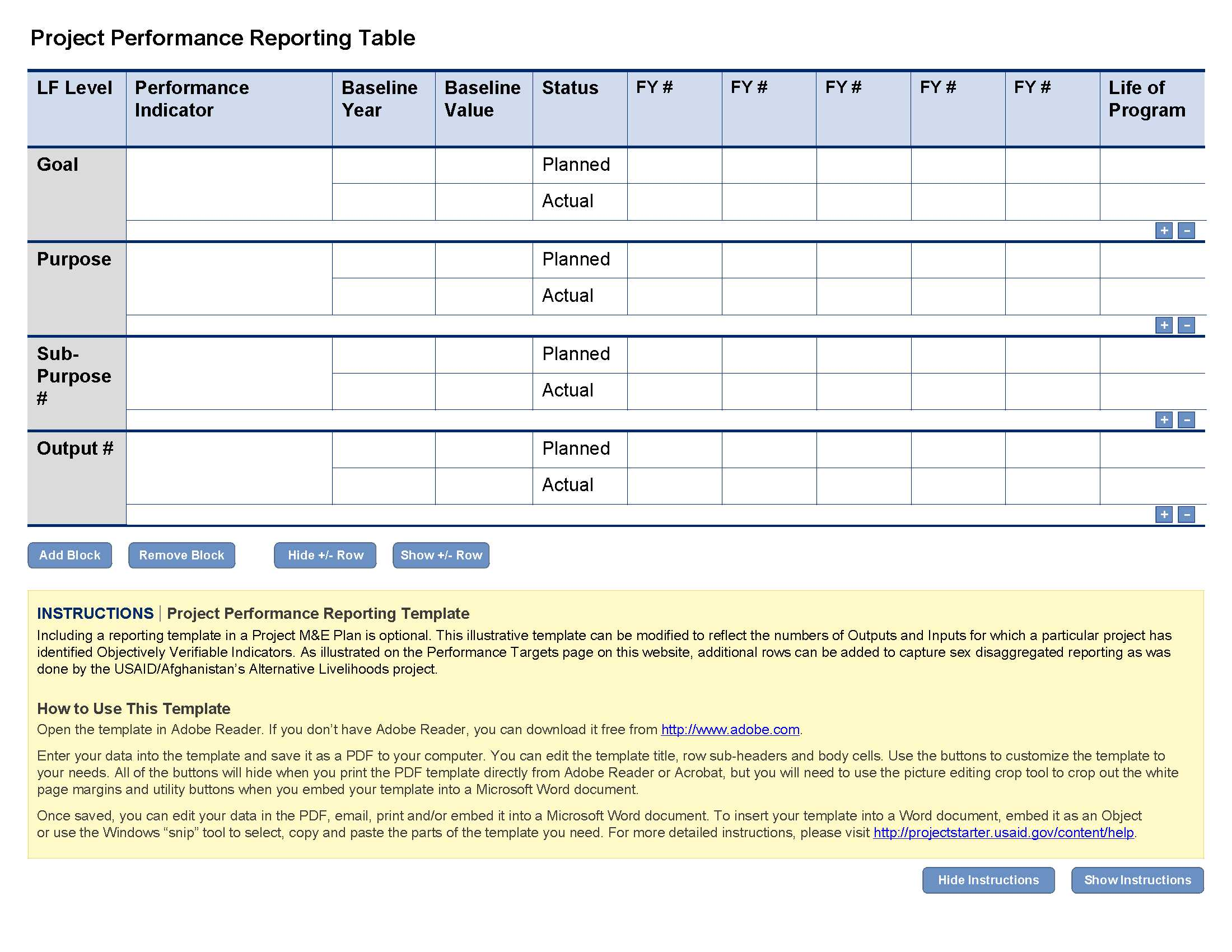Project Plan Report Template – Printable Schedule Template intended for Baseline Report Template