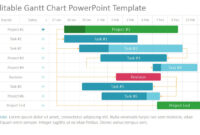 Project Schedule Template Powerpoint - Atlantaauctionco for Project Schedule Template Powerpoint