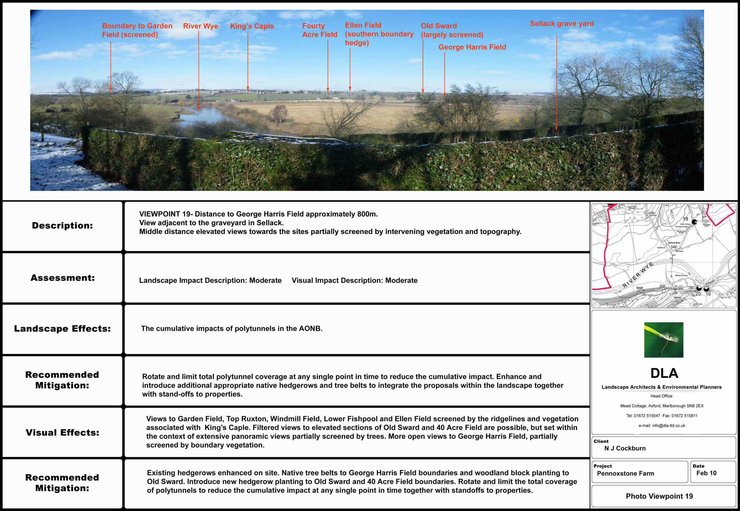 Report Example Of Environmental Assessment Act Terms In within Environmental Impact Report Template