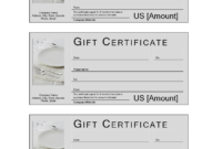 Restaurant Gift Certificate | Templates At Allbusinesstemplates regarding Restaurant Gift Certificate Template