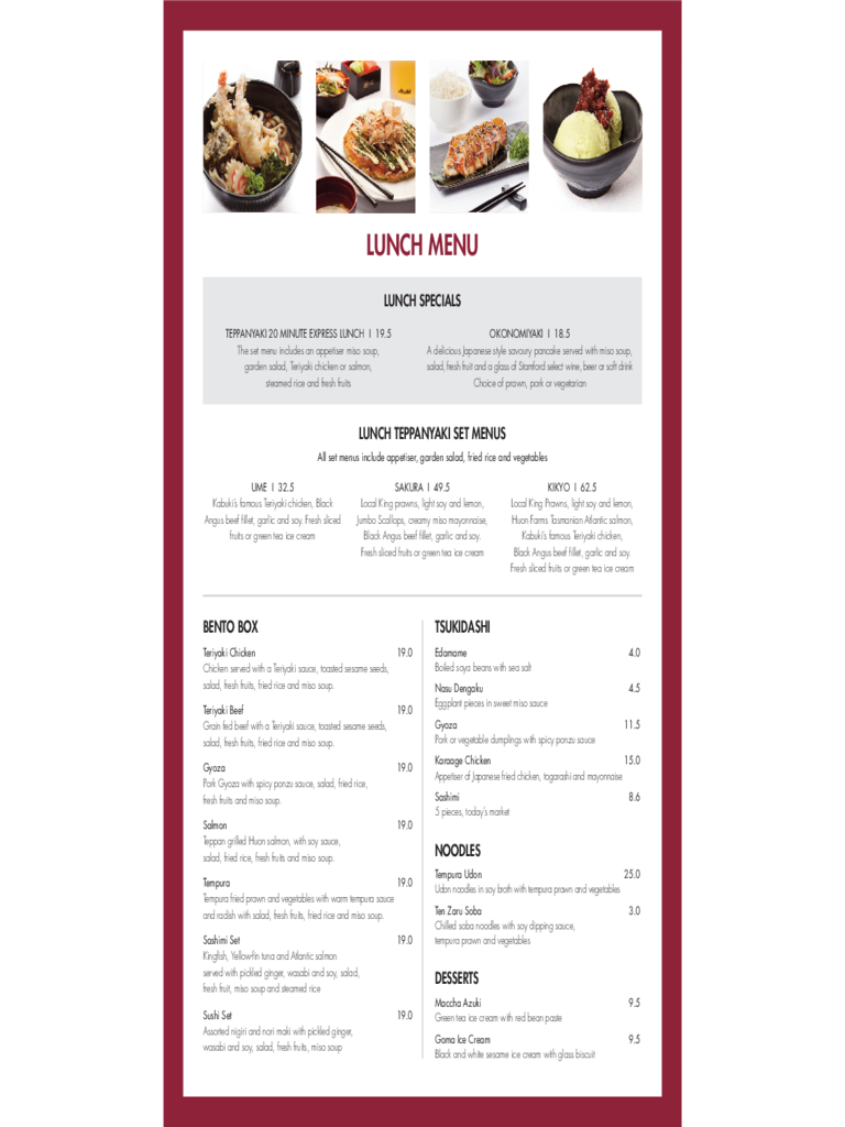 Restaurant Menu Template - 5 Free Templates In Pdf, Word regarding Free Cafe Menu Templates For Word