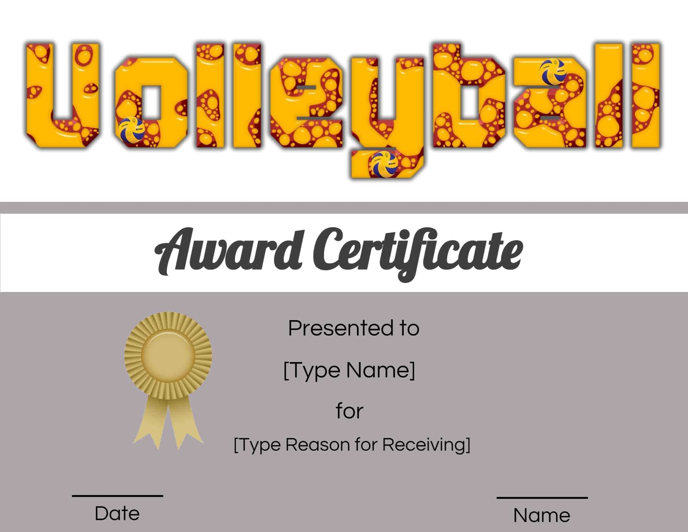 Rugby League Certificate Templates - Atlantaauctionco For Rugby League Certificate Templates