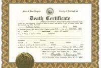 Sample Blank Birth Certificate Fresh Fake Template Free with Birth Certificate Fake Template