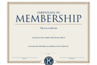 Sample Certificate Of Appreciation For Volunteer Service in Volunteer Certificate Templates