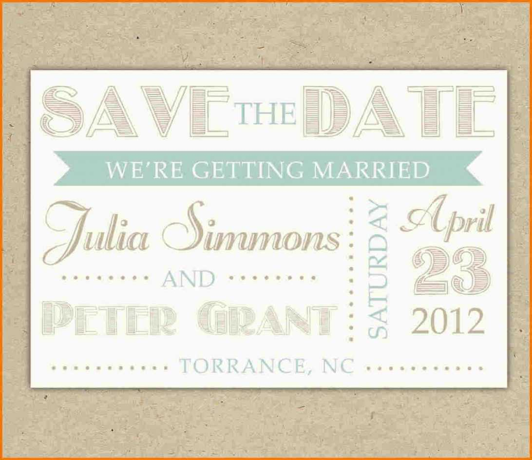 Save The Date Template Word Authorization Letter Pdf 28+ inside Save The Date Templates Word