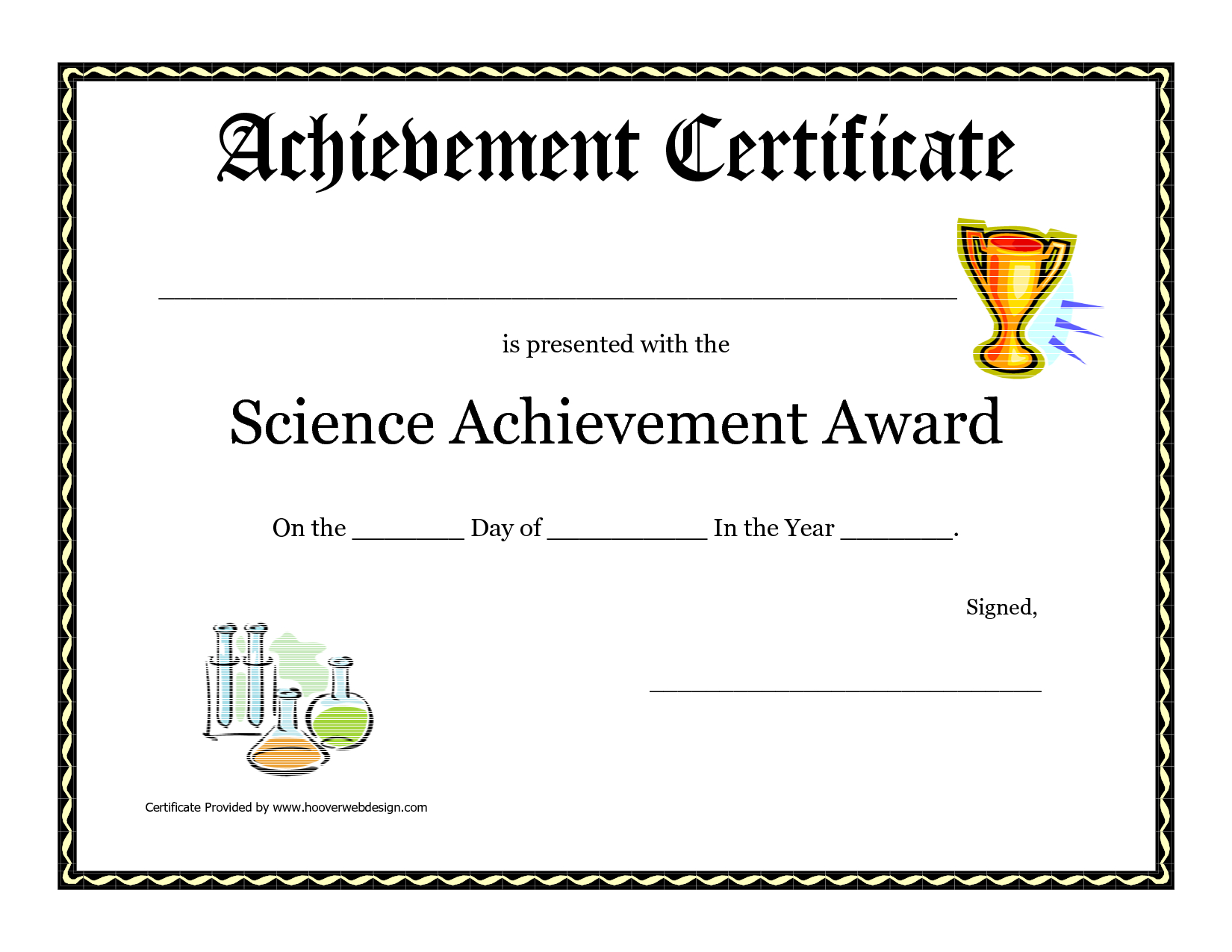 Science Fair Award Certificate Award Certificate Download For Free Student Certificate Templates