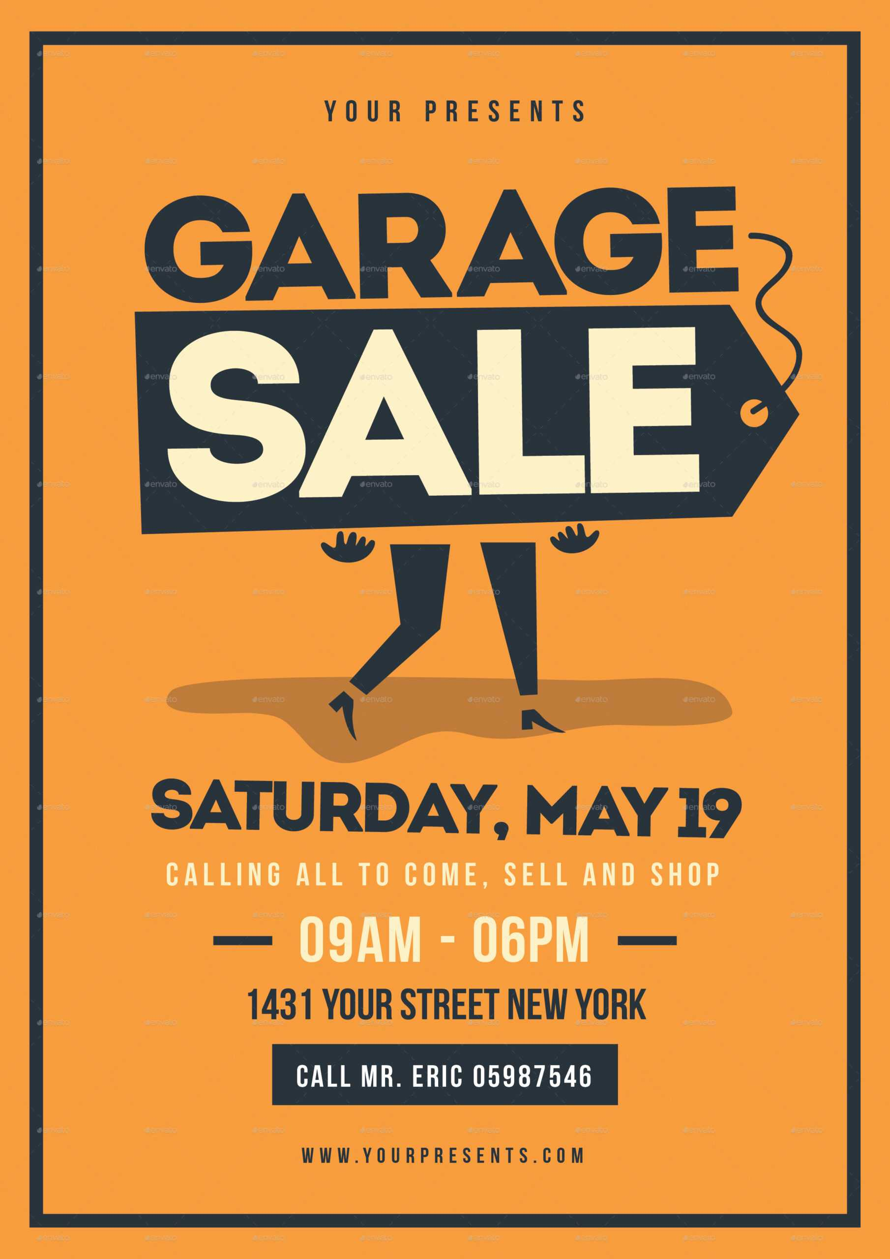 Sell Flyer - Magdalene-Project inside Yard Sale Flyer Template Word