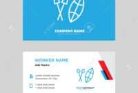 Shield Business Card Design Template, Visiting For Your Within Shield Id Card Template
