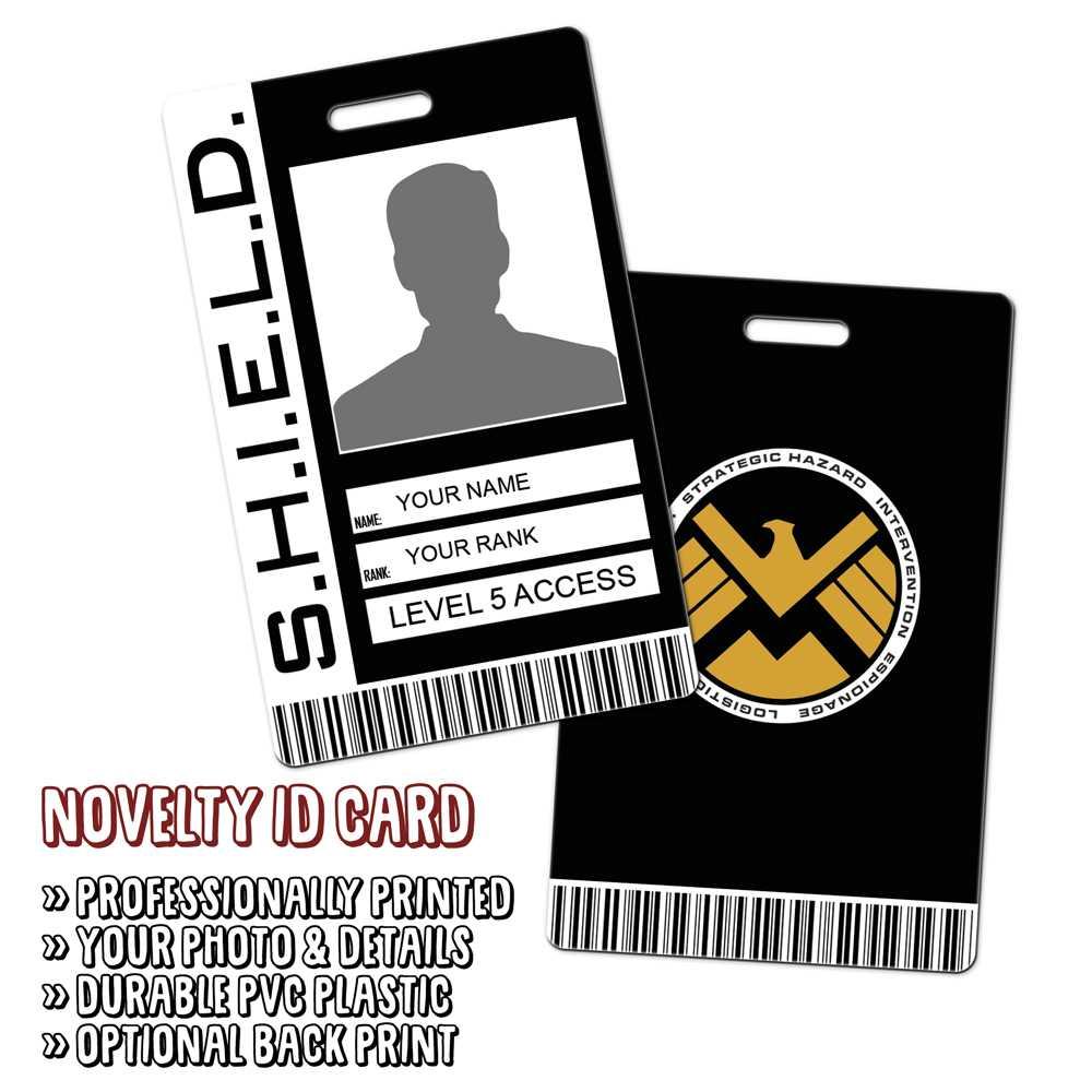 Shield Identity Card #vz38 – Advancedmassagebysara For Shield Id Card Template