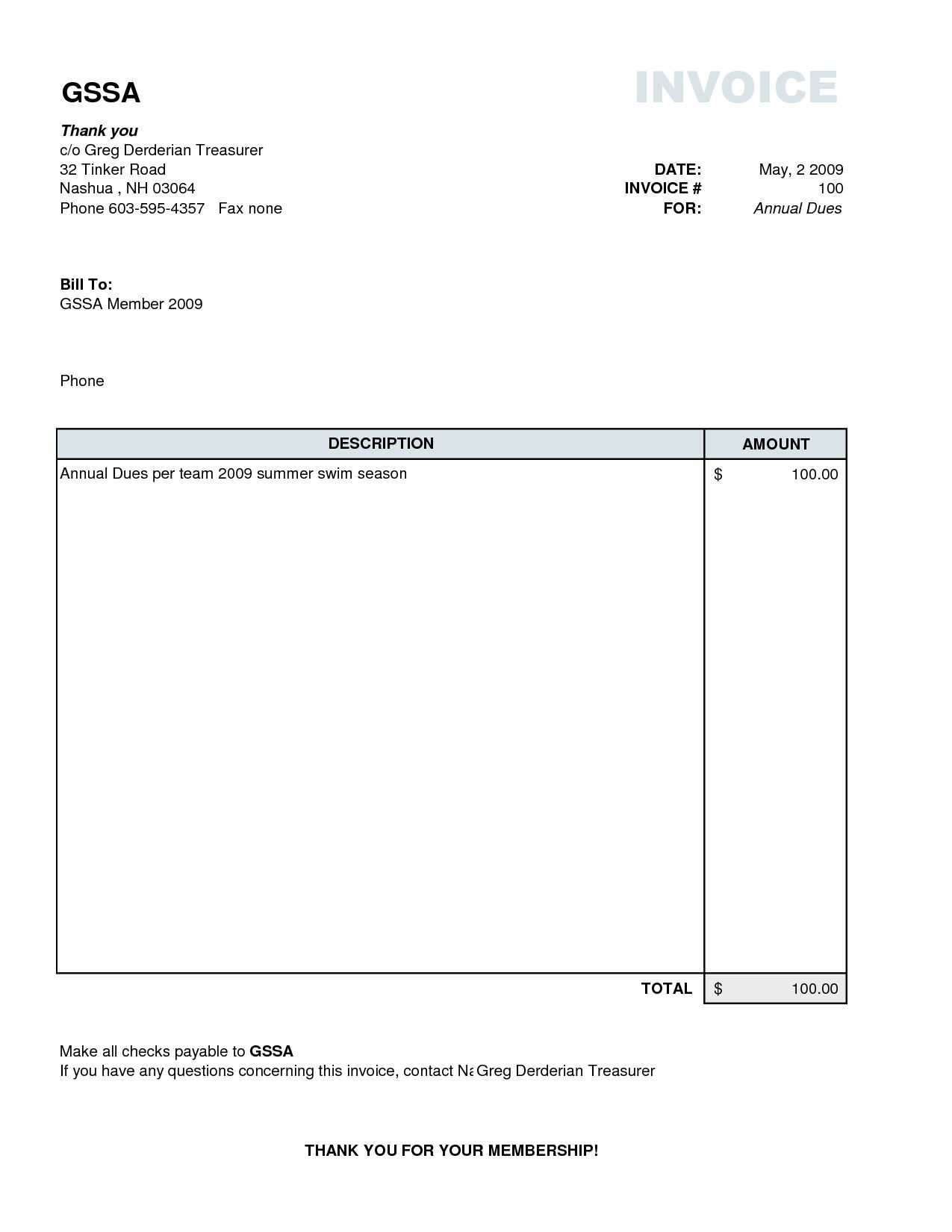 Simple Invoice Template Word Office Back Simple Invoice Form With Microsoft Office Word Invoice Template
