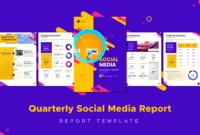 Social Media Marketing: How To Create Impactful Reports for Social Media Marketing Report Template