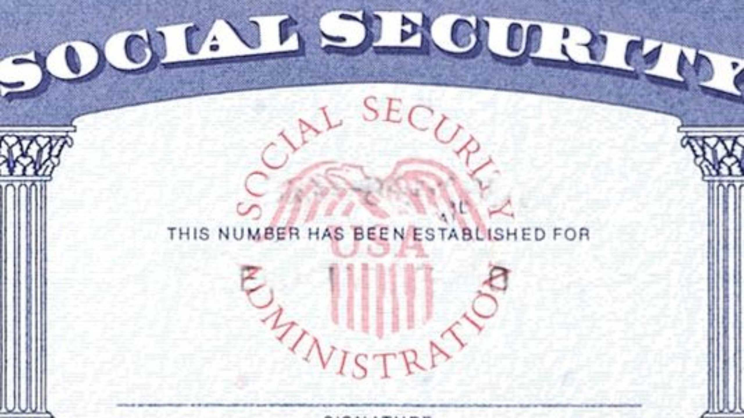 Social Security Card Template Psd - Atlantaauctionco For Social Security Card Template Photoshop