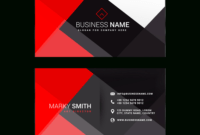Standard Business Cards throughout Calling Card Free Template