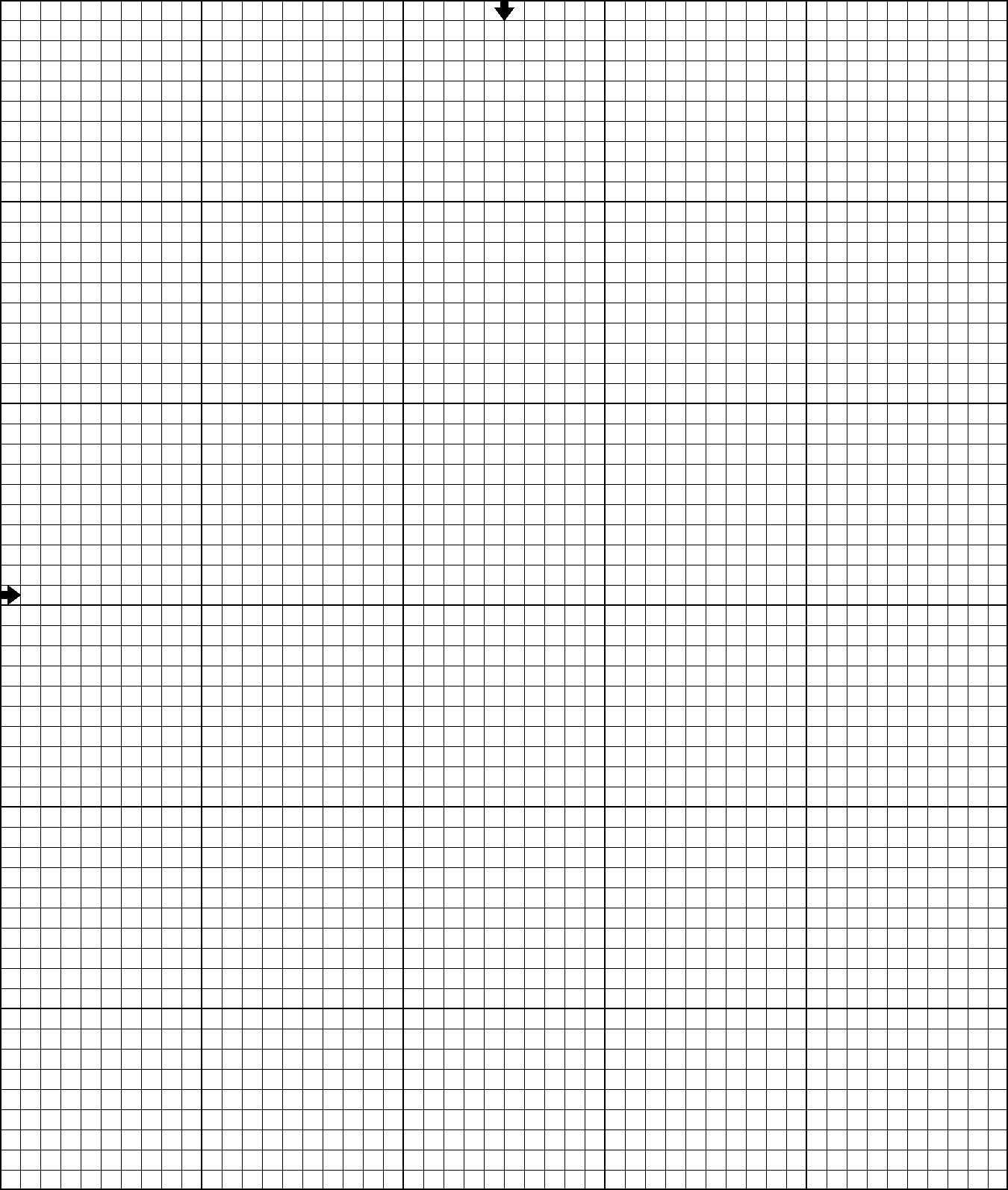 Stitch Up A Happy Birthday Surprise For Yourself Or As A In Blank Perler Bead Template
